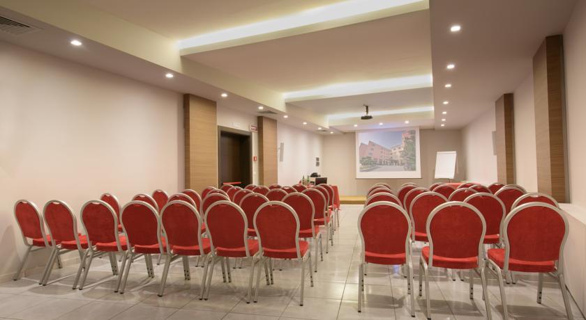 Sala Centro Congressi dell'Hotel Il Raffinato vicino Salerno