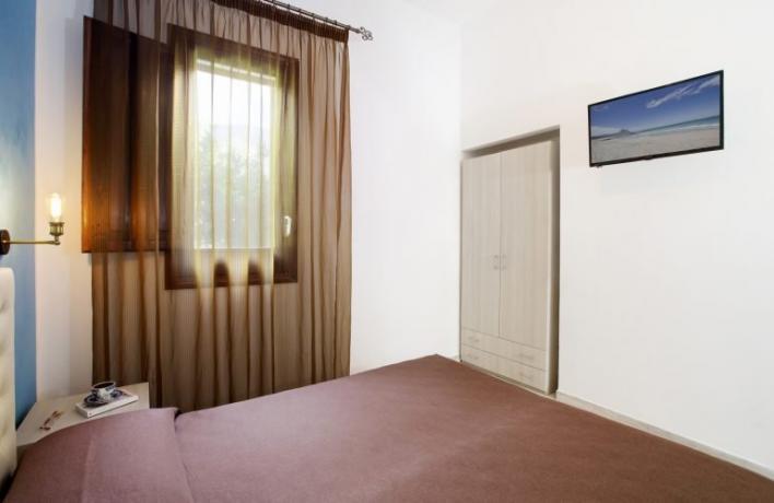 Appartamento per 2persone San-Vito-lo-Capo tv aria condizionata