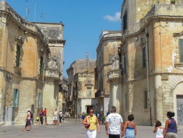 B&B a pochi passi centro storico Lecce