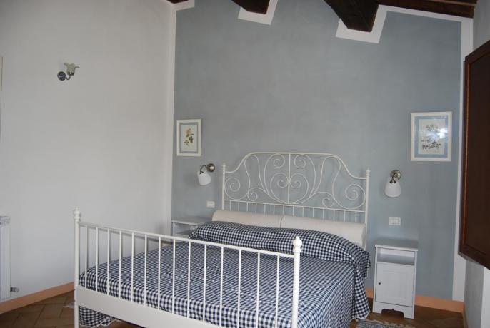 Camera villa fino a 6 posti letto