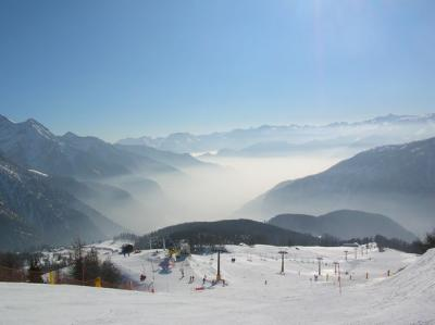 Skiing in Champoluc, bargain low cost holiday