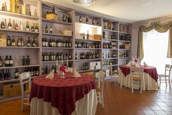 Ristorante in Eco Romantic Resort Arezzo