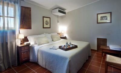 Camera Matrimoniale Appartamento Lodge