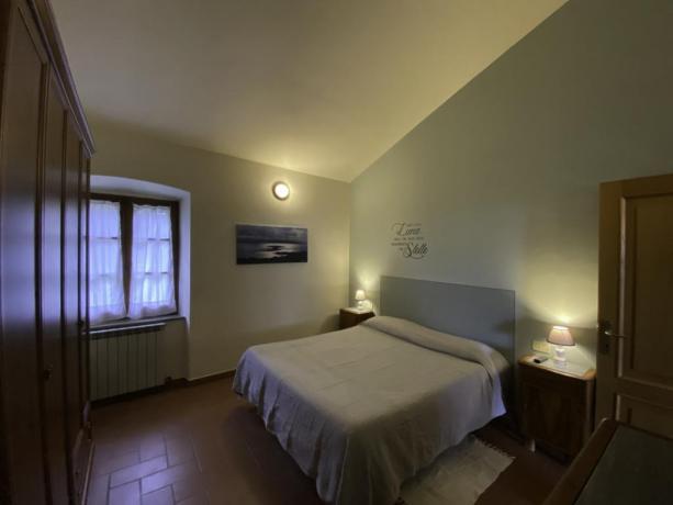 Contadino- Camera da letto spaziosa appartamento x famiglie