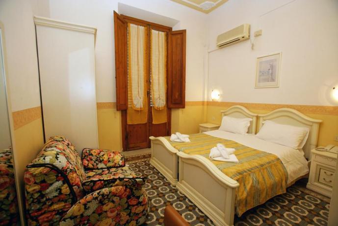 Hotel Firenze Centro ideale per visitare la città