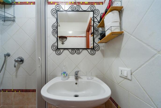 Bagno riservato appartamento Roma vicino San Pietro