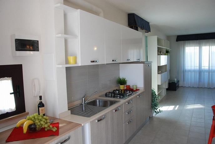 Alloggio moderno con cucina attrezzata, Suite Family