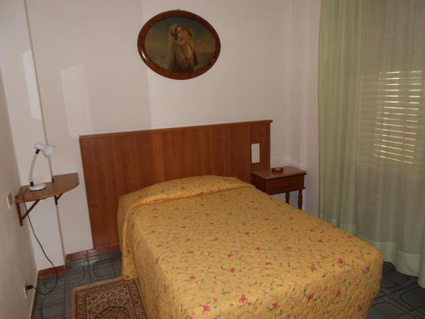 Camera singola hotel Chiusi vicino Città della Pieve
