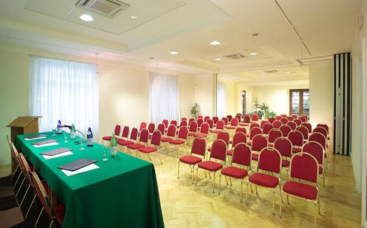 Hotel con Sala Meeting a Fiuggi