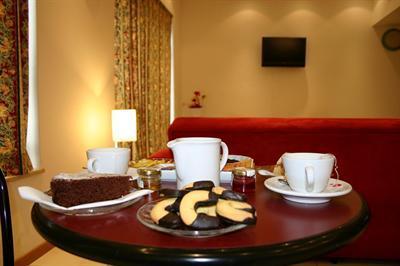 Colazione in Hotel Santa Venerina Catania