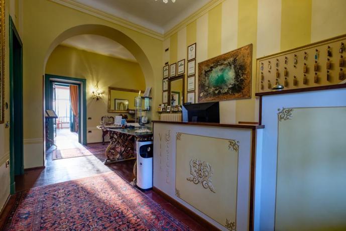 Reception Hotel sul Lago di Garda