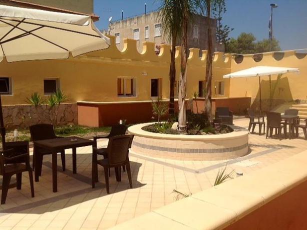 Hotel Residence Animazione e Spiaggia a Catania