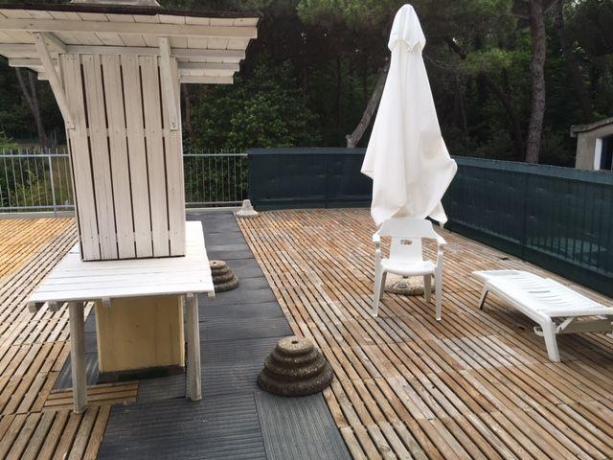 Hotel con Solarium privato per ospiti Milano Marittima