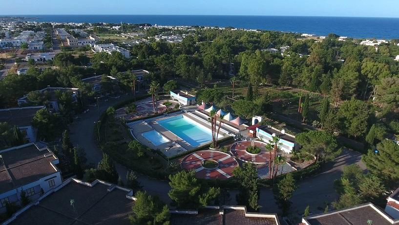 Vicino Gallipoli residence con piscine e appartamenti