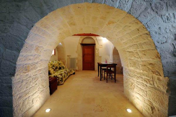 Soggiorno del Trullo Nunnacola, Alberobello