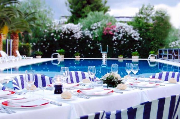 Hotel con Grande Piscina Esterna 4 stelle-Rende-Calabria