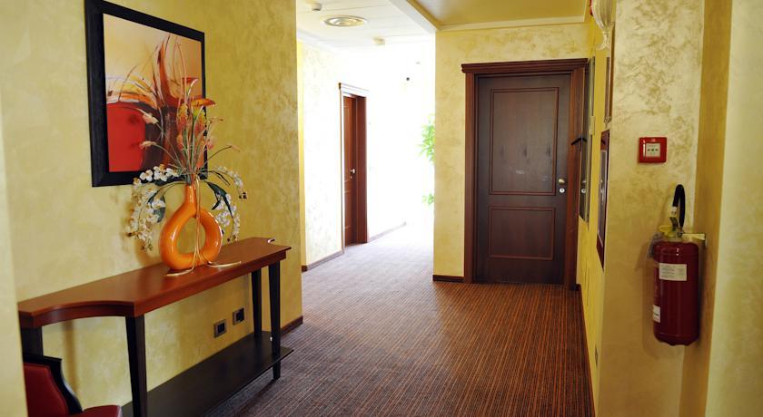 Hotel in stile classico