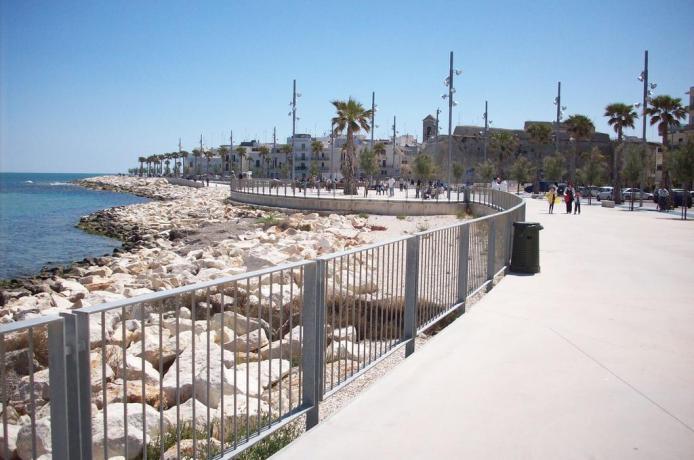 Appartamenti sul lungomare di Mola di Bari