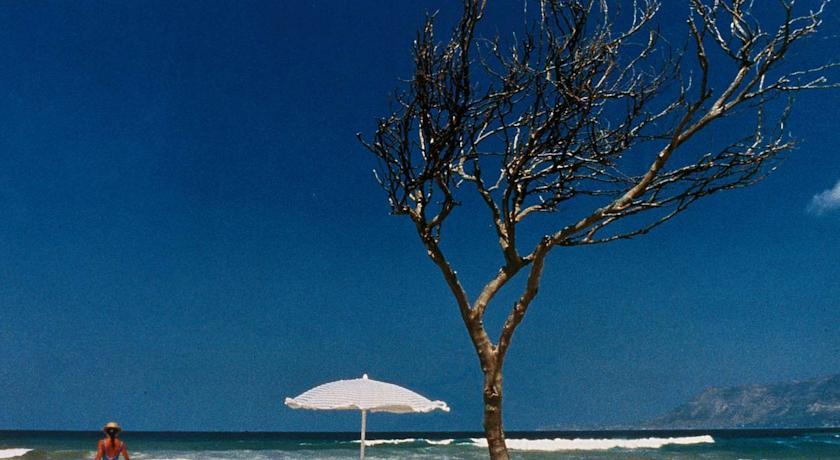 Villaggio con con accesso diretto alla spiaggia
