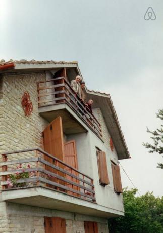 Appartamenti Casale a Montefalcone con balconi