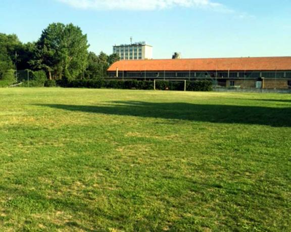 Campo calcio in hotel per Ritiri Sportivi Umbria