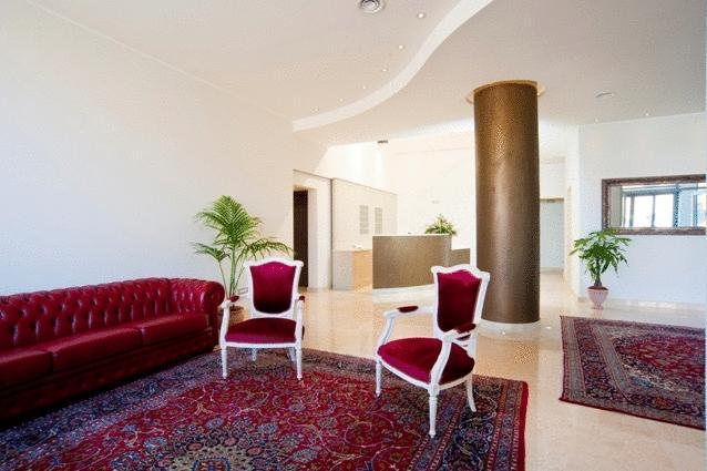 Hall albergo Lago di Bracciano