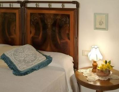 Dettaglio stanza Margherita