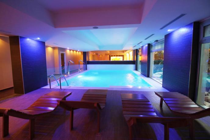 SPA esclusiva coppia hotel4stelle Manfredonia-Gargano