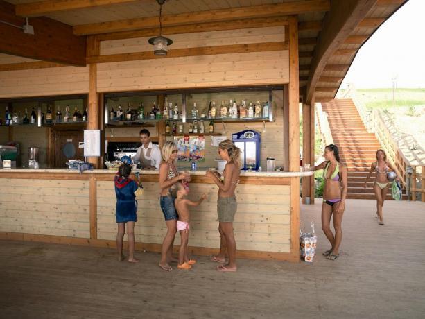Spiaggia Privata Attrezzata  a Licata Agrigento