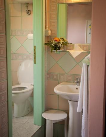 Appartamenti con bagni privati vicino Arbatax