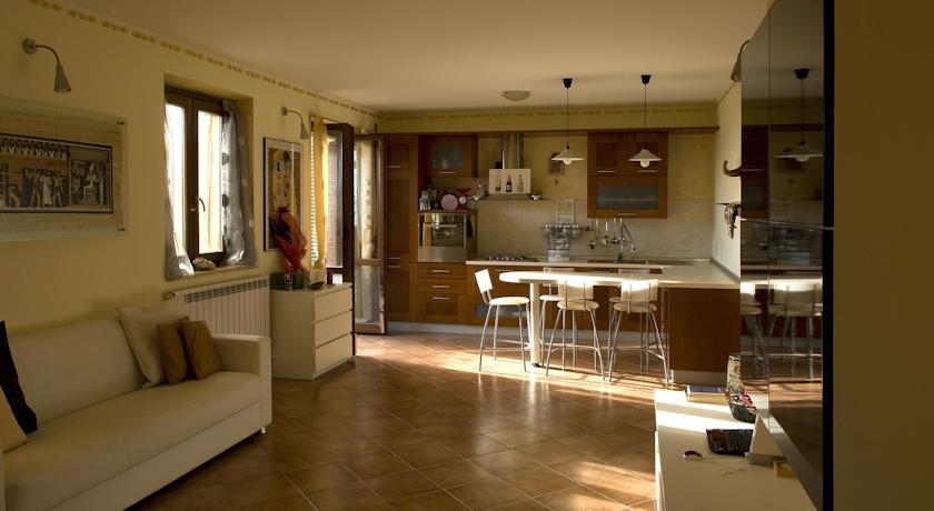 dormire vicino Assisi e Perugia in appartamento vacanza ideale per gruppo o famiglia