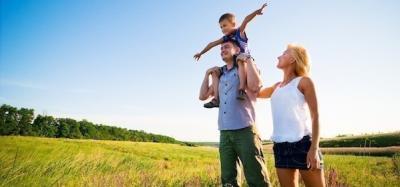 Agosto per famiglie in Italia centrale