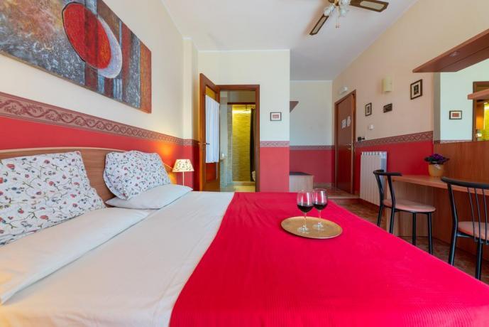 Camere romantiche in B&B nel centro di Lecce