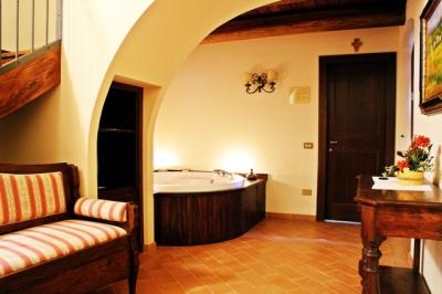 Bellissime Suite per 14 Febbraio in Umbria