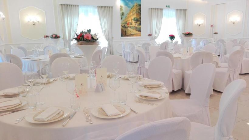 Ristorante Resort 4 stelle per cerimonie in Puglia