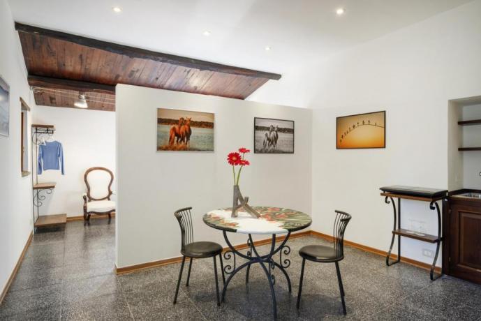 Appartamento-Clara Ideale per coppie Borgo-sul-Clitunno Umbria