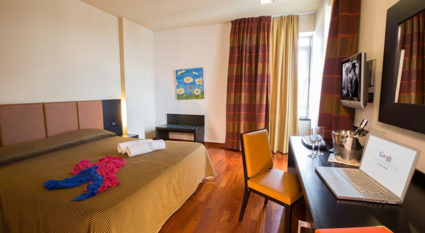 Hotel ideale per Coppie vicino Roma con SPA
