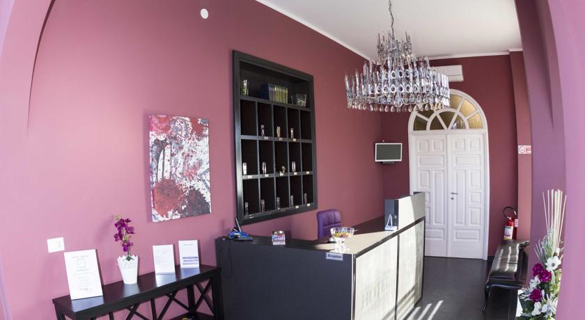 Hall hotel nel Casertano Campania