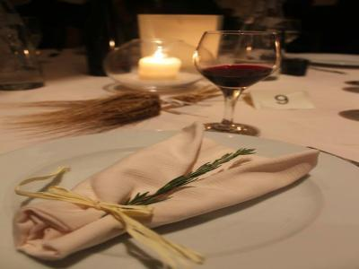 Cena Romantica in Masseria4Stelle Valledolmo Sicilia
