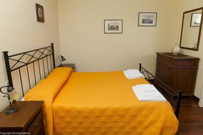 Appartamento Beccaccia, Camera da letto