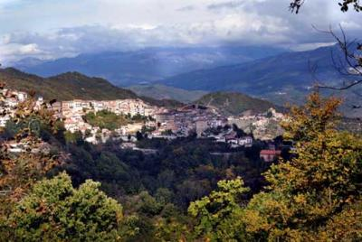 Stay in Marcetelli in the region of Lazio