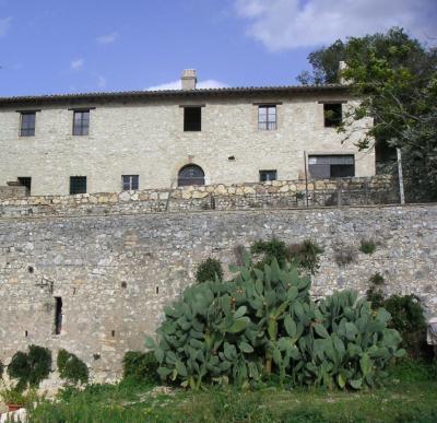 Dormire in Umbria centrale lontano dalla città