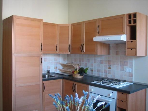 Residence Ronciglione Trilocale 4 persone con cucina