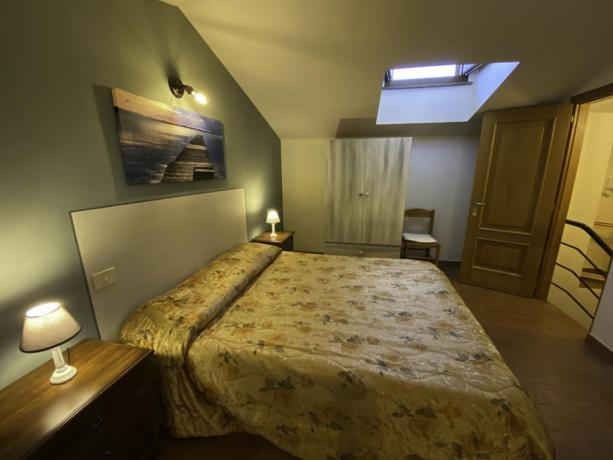 IlPadrone- Camera da letto spaziosa e riservata
