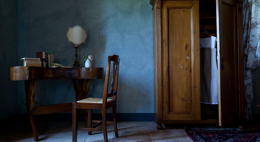 Camere e Suite con Giardino Privato Todi