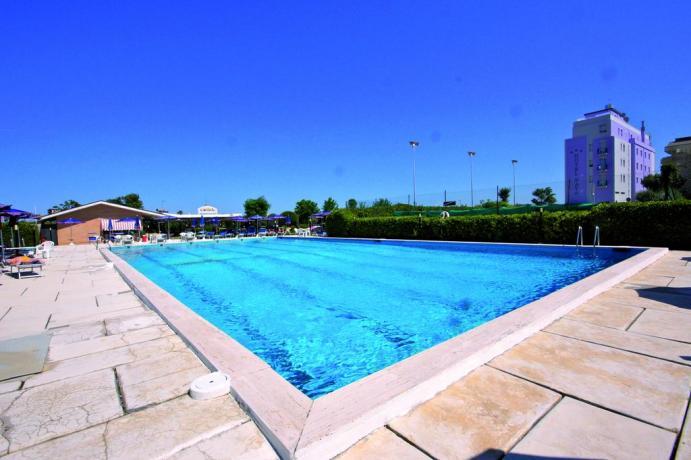 tennis hotel baya milano marittima centro