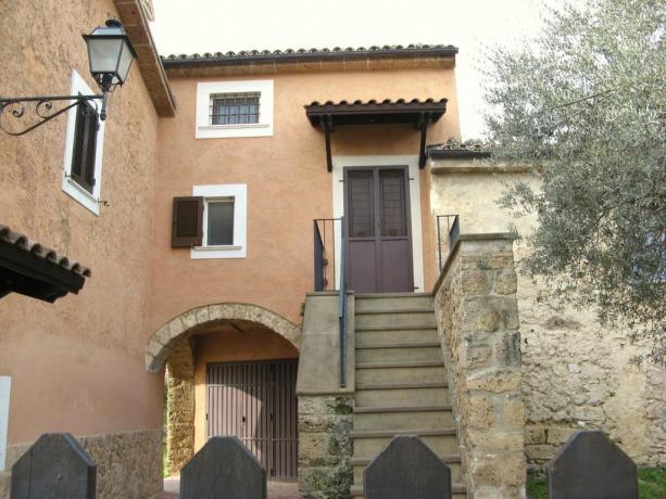 Casa vacanze Abruzzo appartamento al 2 piano