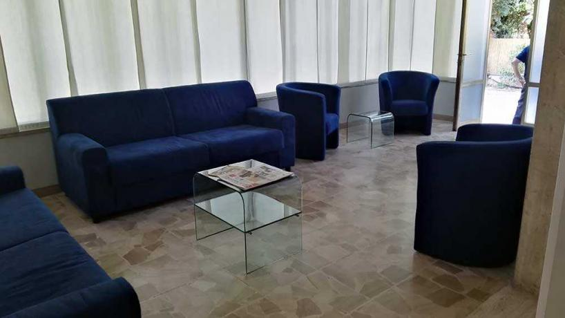 Ampio Salone per Relax
