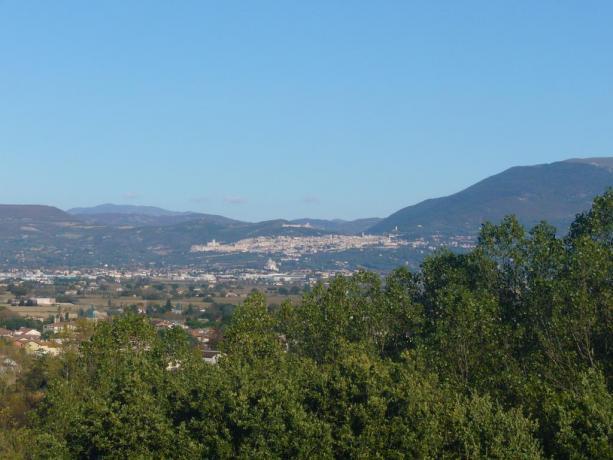 Agriturismo in Umbria vicino Perugia-Assisi-Foligno a Bettona