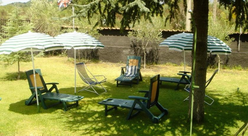 B&B con Giardino in Villa Privata Nicolosi